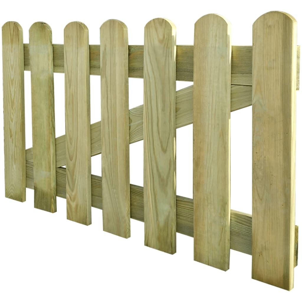 La boutique en ligne portillon en bois 100 x 60 cm for Portillon solde