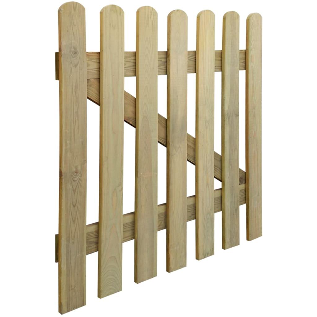 acheter portillon en bois 100 x 100 cm pas cher