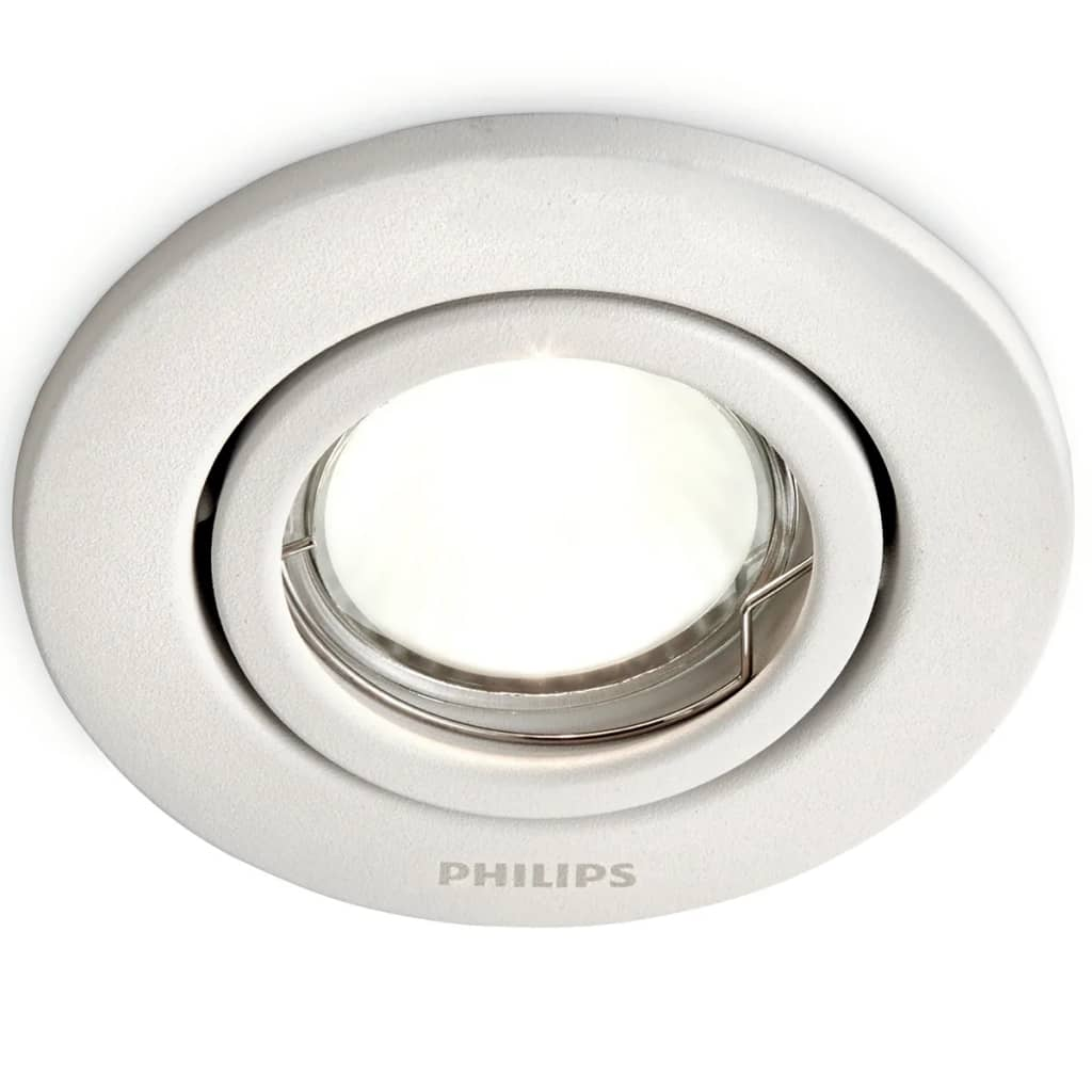 Philips myGarden Spotlight inbouw Fresco wit 50 W 0179631PN
