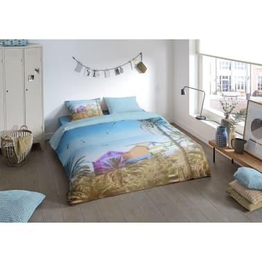 pure bettw sche set 5730 m summer 140 200 220 cm mehrfarbig zum schn ppchenpreis. Black Bedroom Furniture Sets. Home Design Ideas