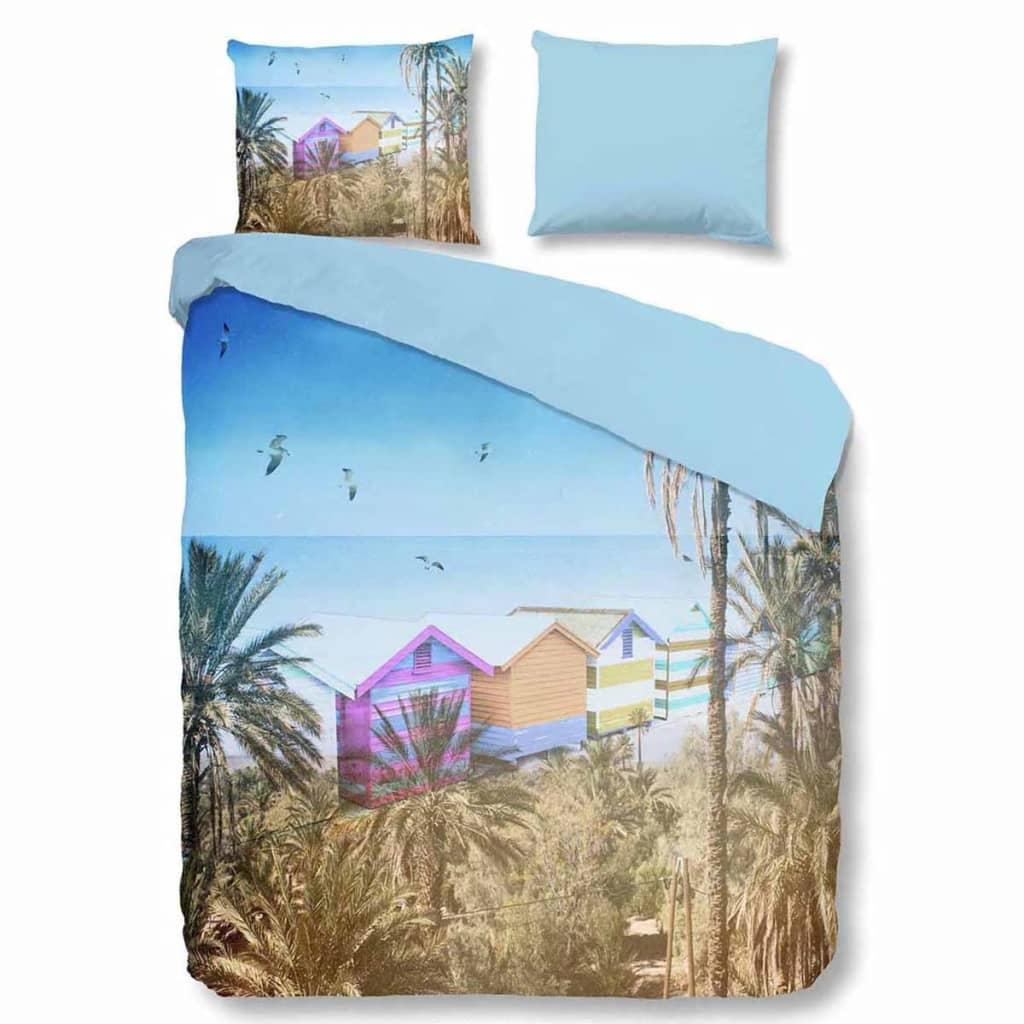 acheter pure housse de couette 5730 m summer 140x200 220 cm multicolore pas cher. Black Bedroom Furniture Sets. Home Design Ideas