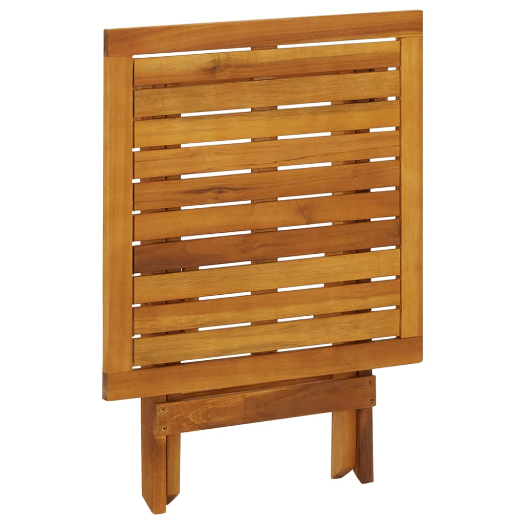 vidaXL.co.uk | Outdoor Coffee / Side Table Acacia Wood