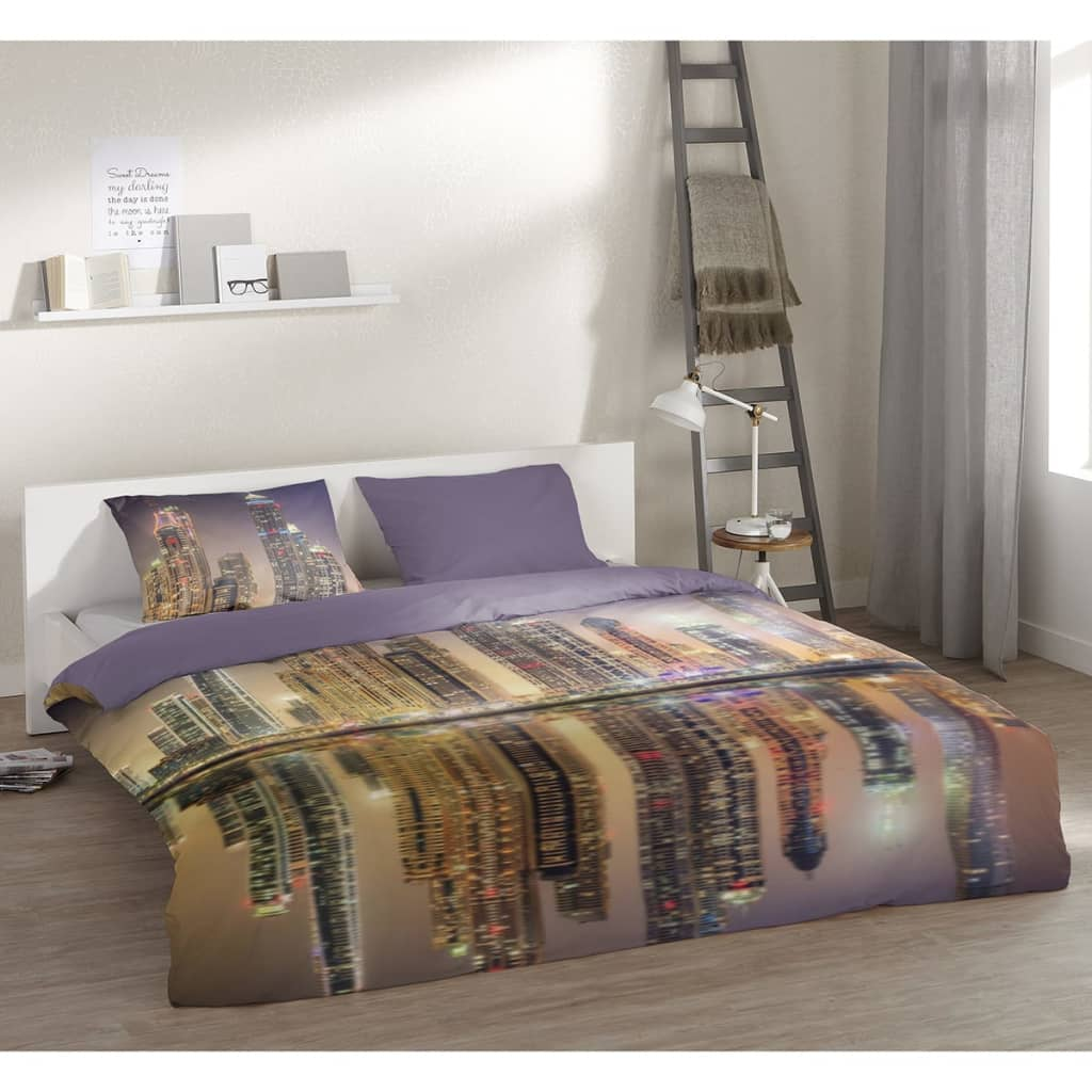 pure bettw sche set 5262 m dubai 135 200 cm mehrfarbig g nstig kaufen. Black Bedroom Furniture Sets. Home Design Ideas