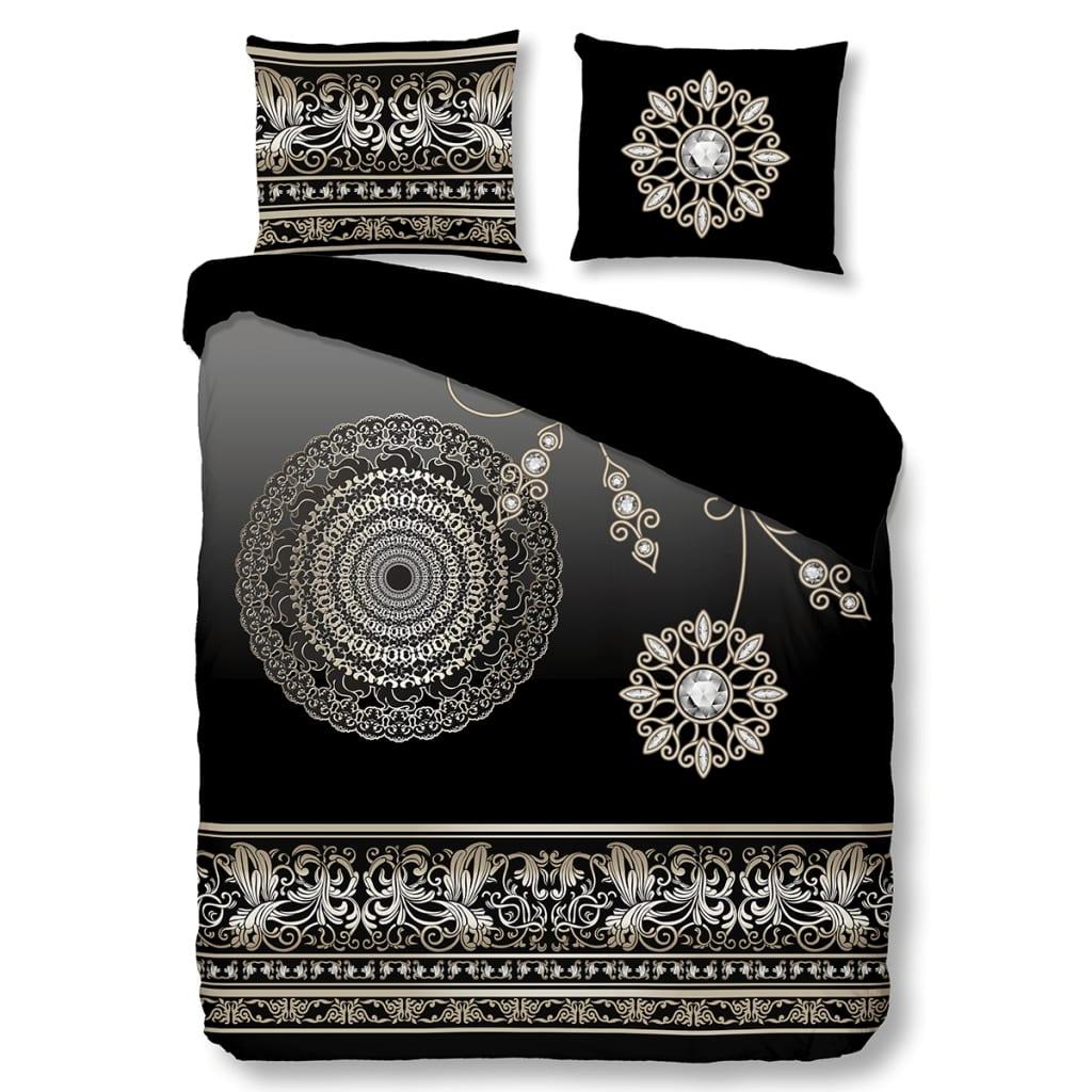 acheter pure housse de couette 5259 m asiya 135x200 cm multicolore pas cher. Black Bedroom Furniture Sets. Home Design Ideas