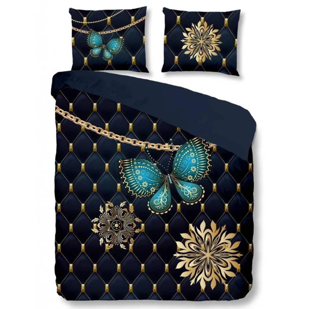 pure housse de couette 5254 m lavanya 135x200 cm multicolore. Black Bedroom Furniture Sets. Home Design Ideas