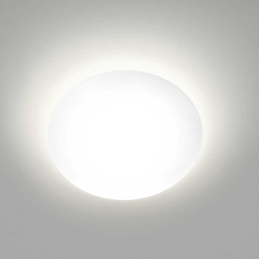 Philips Plafondlamp LED myLiving Suede 4x3 W wit 318013116