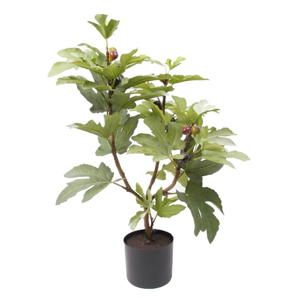 Emerald albero di fico artificiale verde 75 cm for Albero fico prezzo