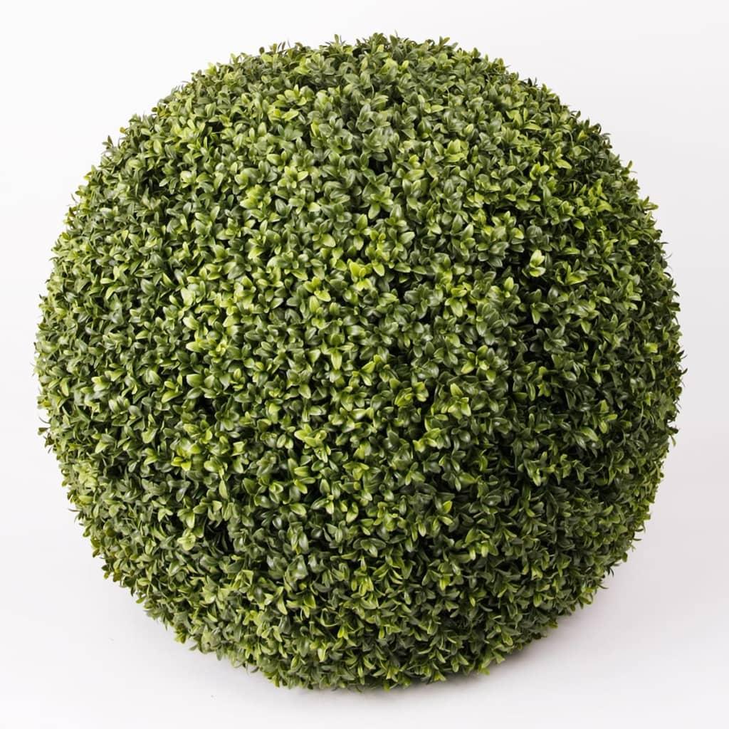 Afbeelding van Emerald Kunstplant buxusbol groen 65 cm 415915