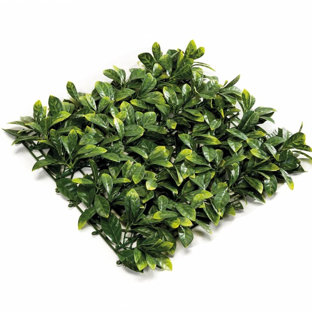 Acheter emerald tapis artificiel d 39 herbe prunus 4 pi ces - Tapis herbe artificielle ...