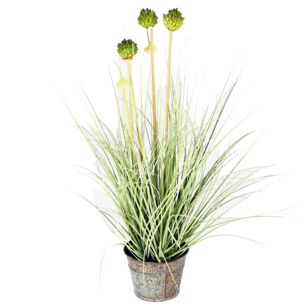Afbeelding van Emerald Kunstplant allium groen 53 cm 418175