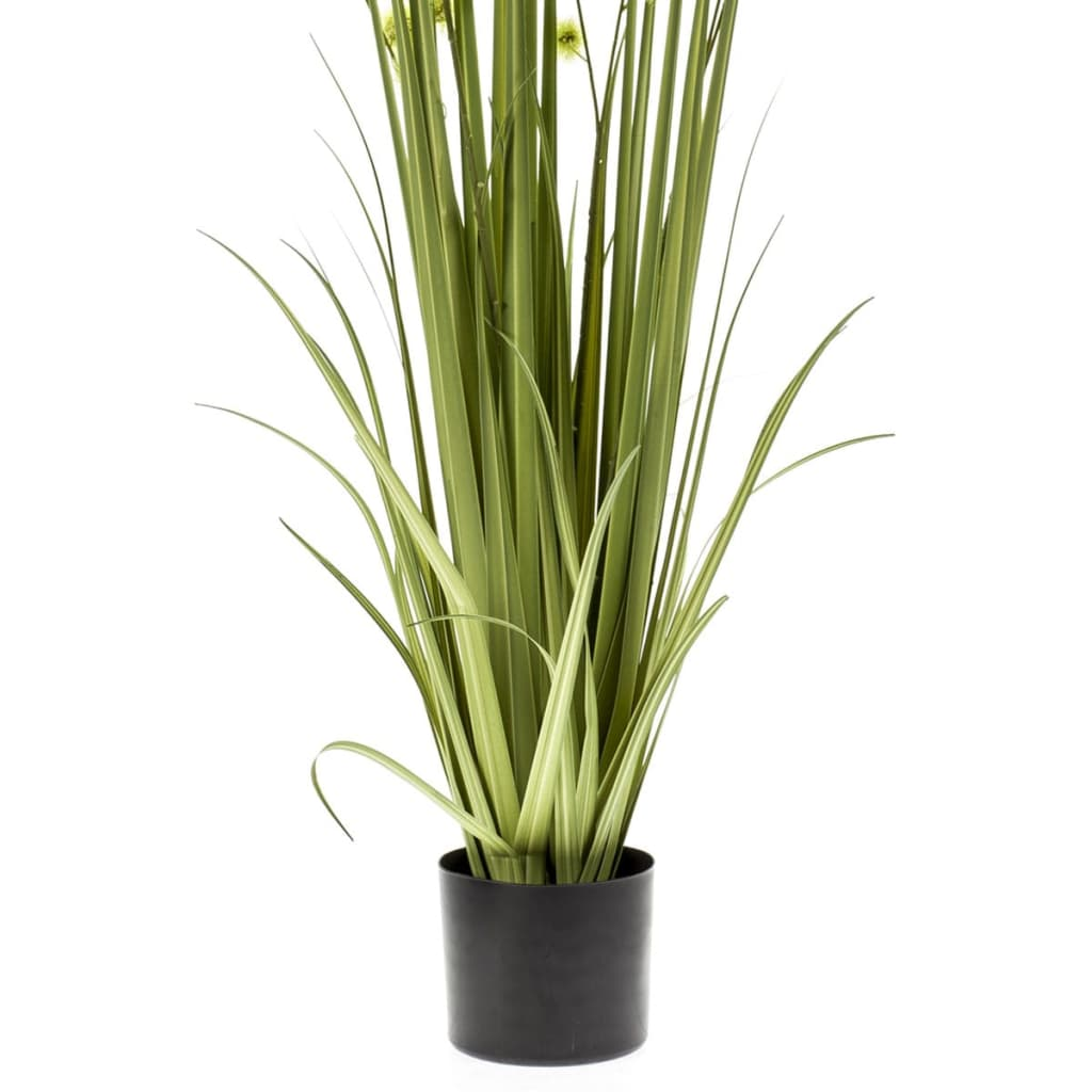 Emeral planta hierba artificial pomp n 120 cm 420286 for Hierba artificial jardin
