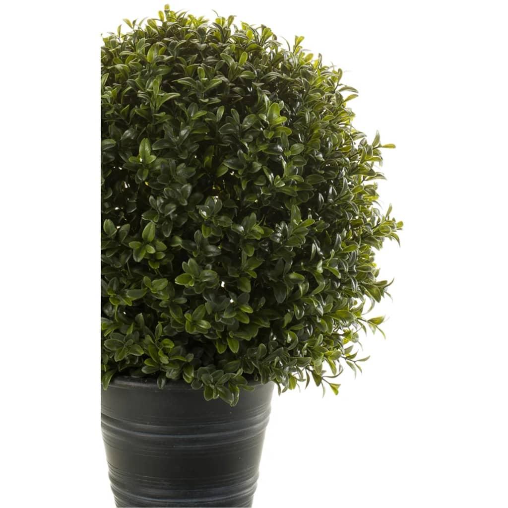 Acheter emerald boules de buis artificiels 2 pi ces vert for Boule de buis artificiel pas cher