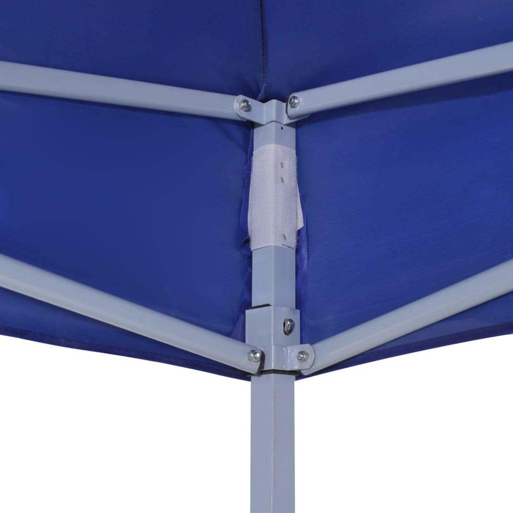 der partyzelt berdachung faltbar wasserdicht 3 x 3 m blau online shop. Black Bedroom Furniture Sets. Home Design Ideas