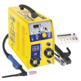 GYS Elektroden-Schweißinverter TIG 168 DC HF mit Zubehör 10-160 A