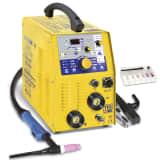 GYS Fonte de alimentação soldagem TIG 207 AC/DC HF FV 10-200 A/5-160 A