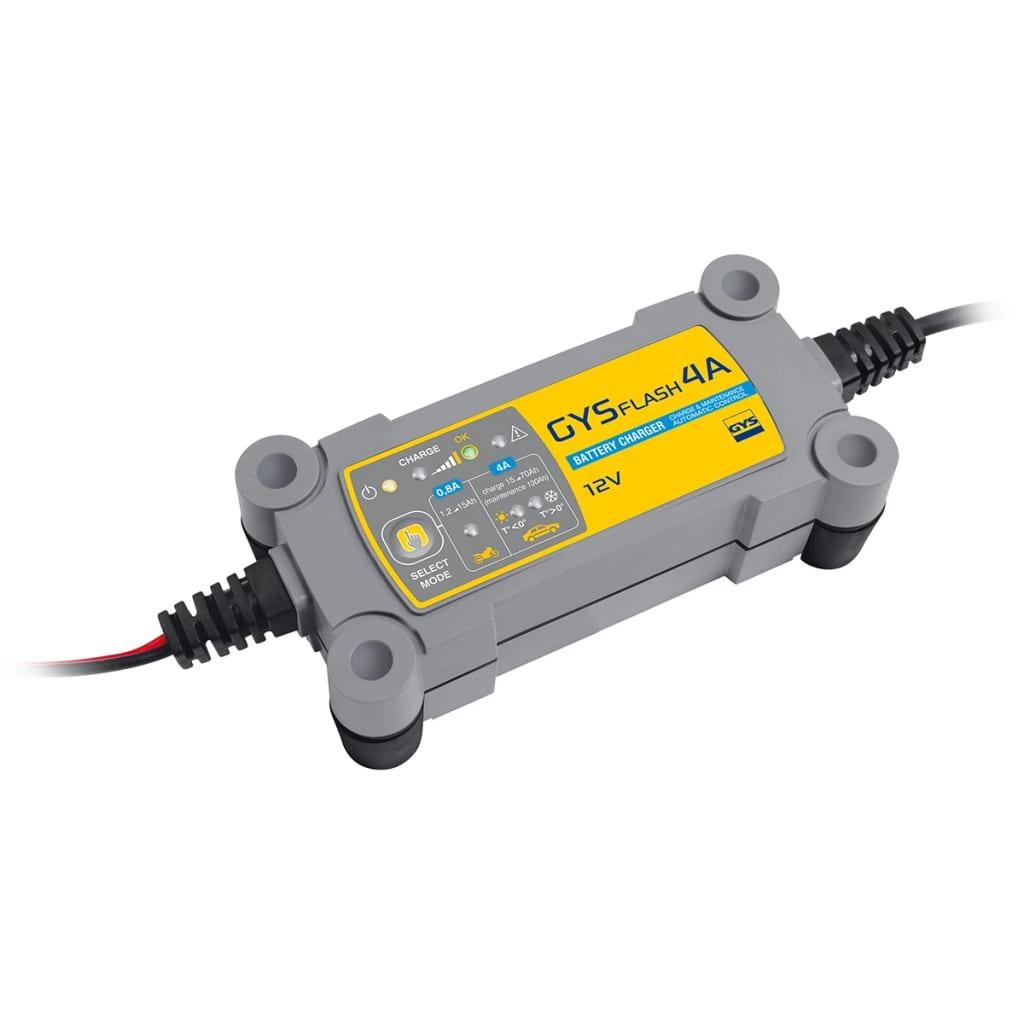 GYS Automatische acculader, Regenerator, Acculader 12 V