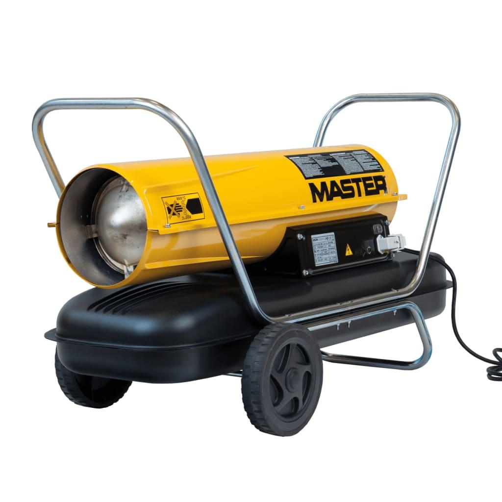 Afbeelding van Master Dieselverwarming direct B 100 CED 29 kW 44 L