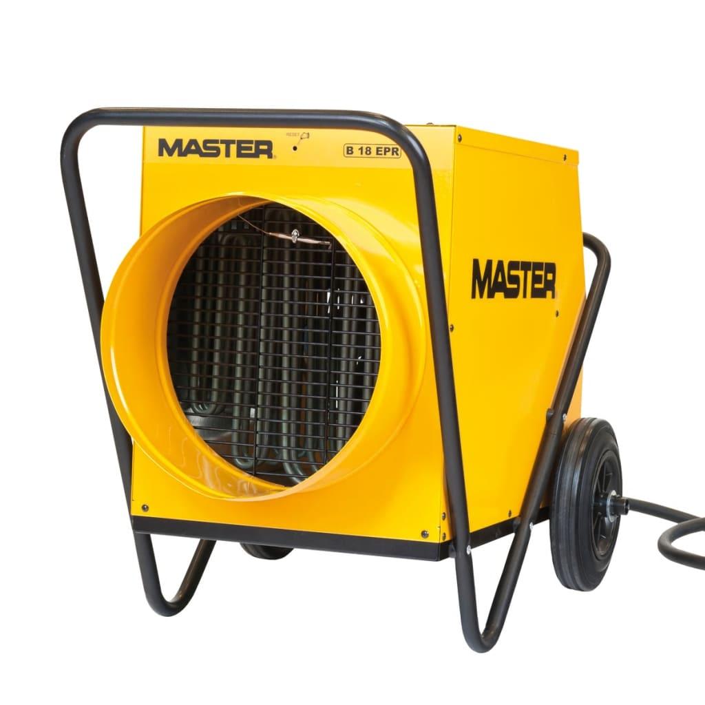Afbeelding van Master Elektrische verwarming B 18 EPR 18 kW