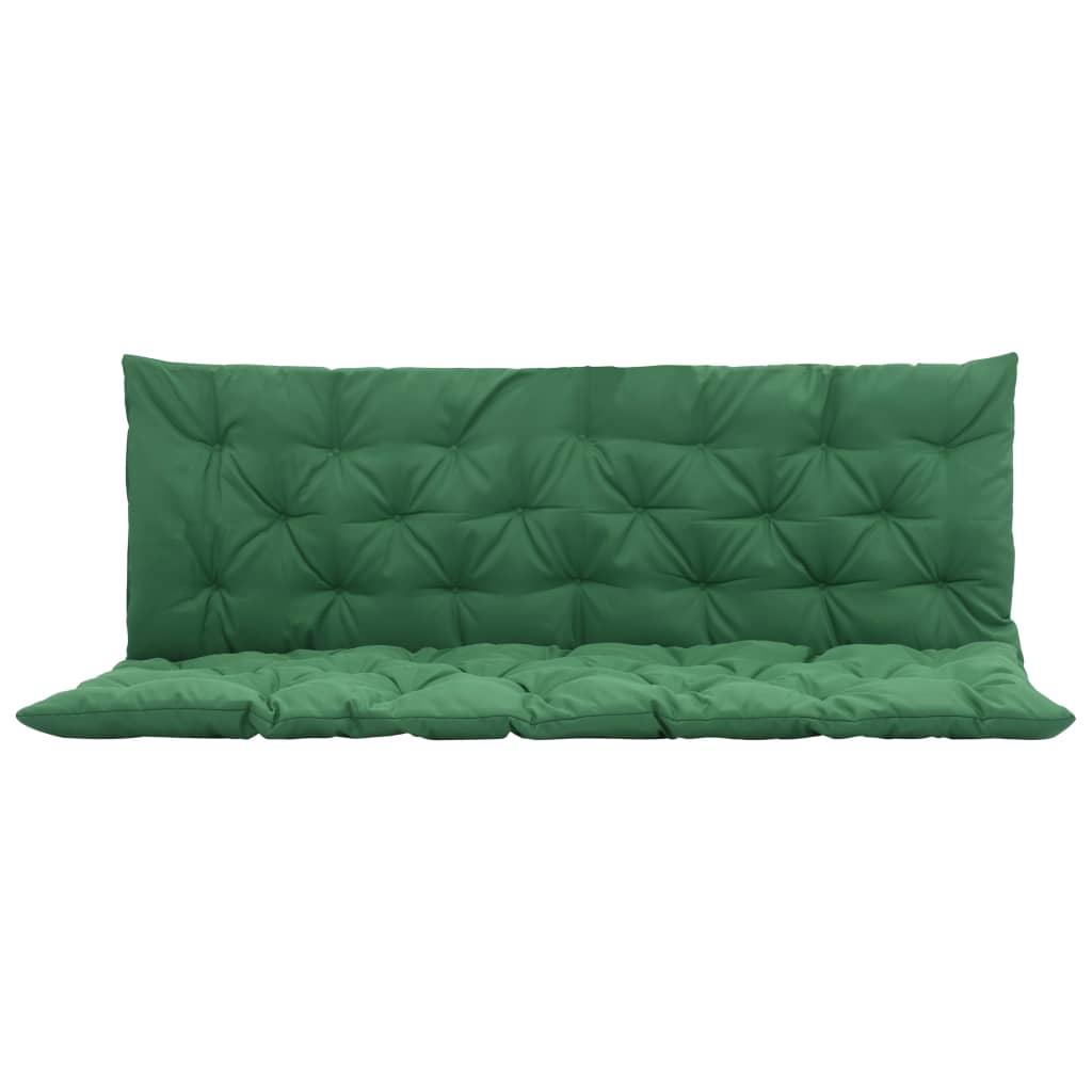 Articoli per cuscino verde per dondolo 150 cm - Cuscino per sedia a dondolo ...