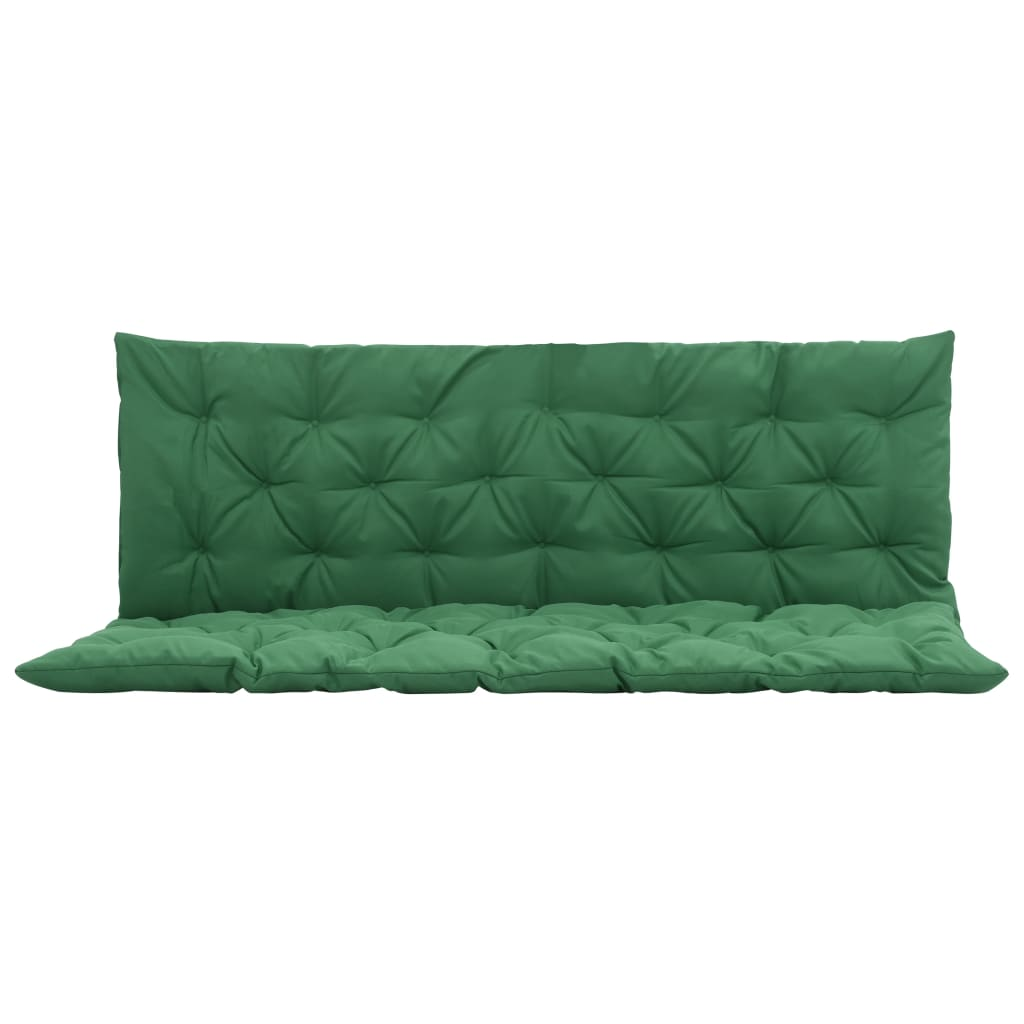 La boutique en ligne coussin vert pour balancelle 150 cm for Balancelle jardin belgique
