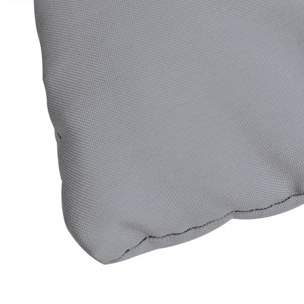 la boutique en ligne coussin gris pour balancelle 120 cm. Black Bedroom Furniture Sets. Home Design Ideas