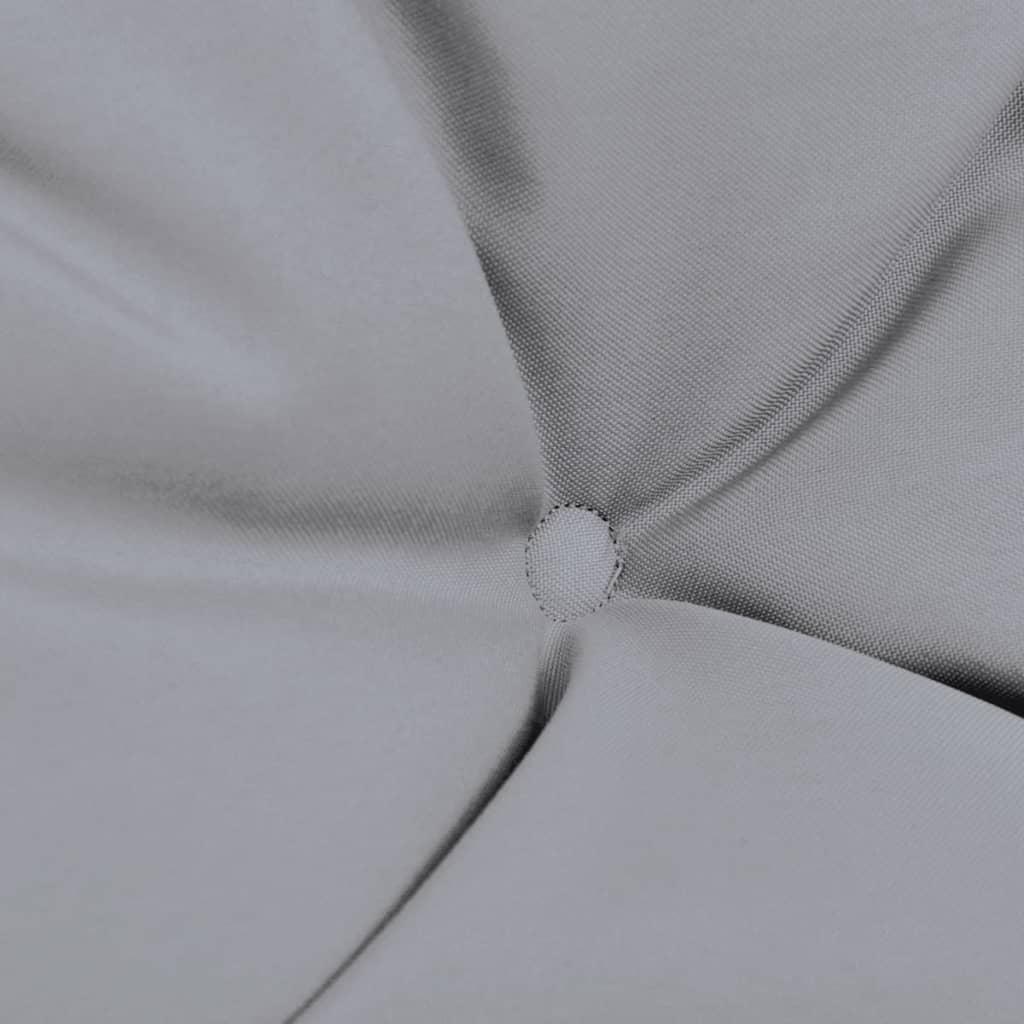 coussin gris pour balancelle 120 cm. Black Bedroom Furniture Sets. Home Design Ideas