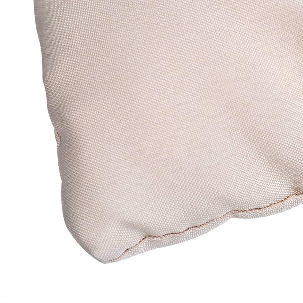 acheter coussin cr me pour balancelle 150 cm pas cher. Black Bedroom Furniture Sets. Home Design Ideas