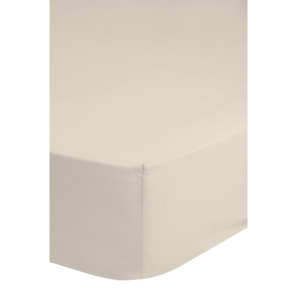 acheter emotion drap housse jersey 140 x 200 cm cru pas cher. Black Bedroom Furniture Sets. Home Design Ideas