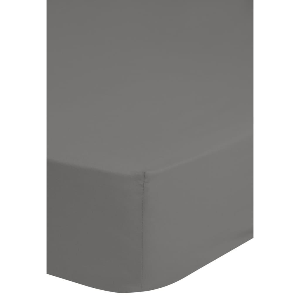 Afbeelding van Emotion Hoeslaken jersey 140x200 cm grijs 0200.03.44