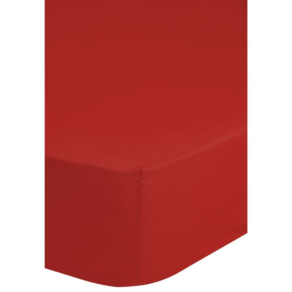Afbeelding van Emotion Hoeslaken jersey 140x200 cm rood 0200.80.44
