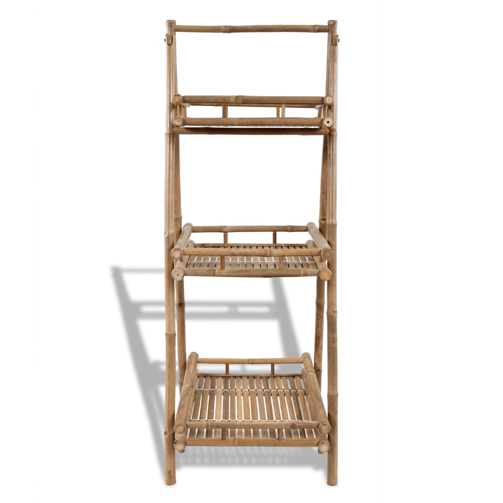 der bambus pflanzenst nder dreistufig online shop. Black Bedroom Furniture Sets. Home Design Ideas