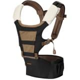 Baninni 3-i-1-bæresele med hoftesæde Porta 15 kg sort BNBC003-BK