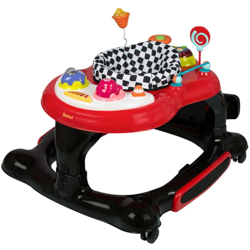 Afbeelding van Baninni Loopstoel 3-in-1 Presto 12 kg rood BNBW008-RDBK