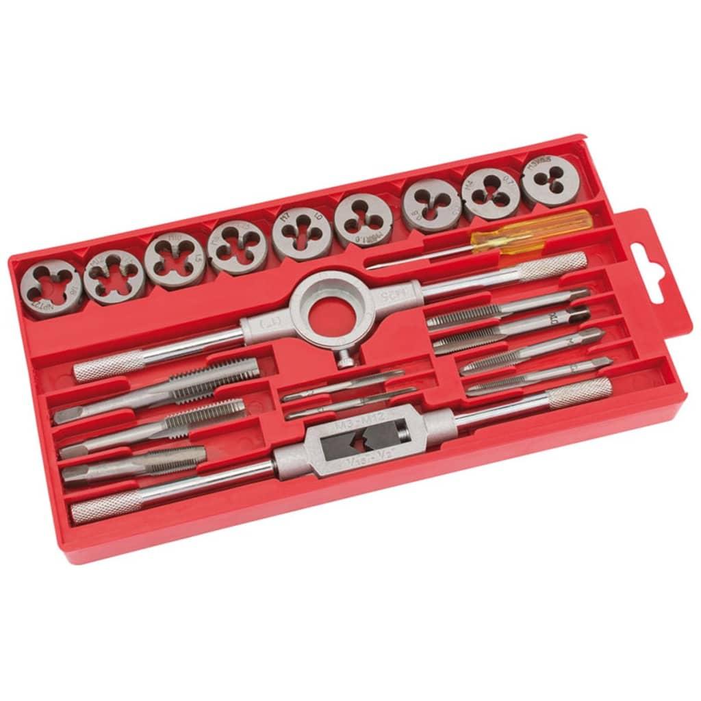 Afbeelding van Draper Tools Draadtapset 21-delig 83234