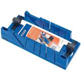Draper Tools Expert Verstekbak met klemmen blauw 09789