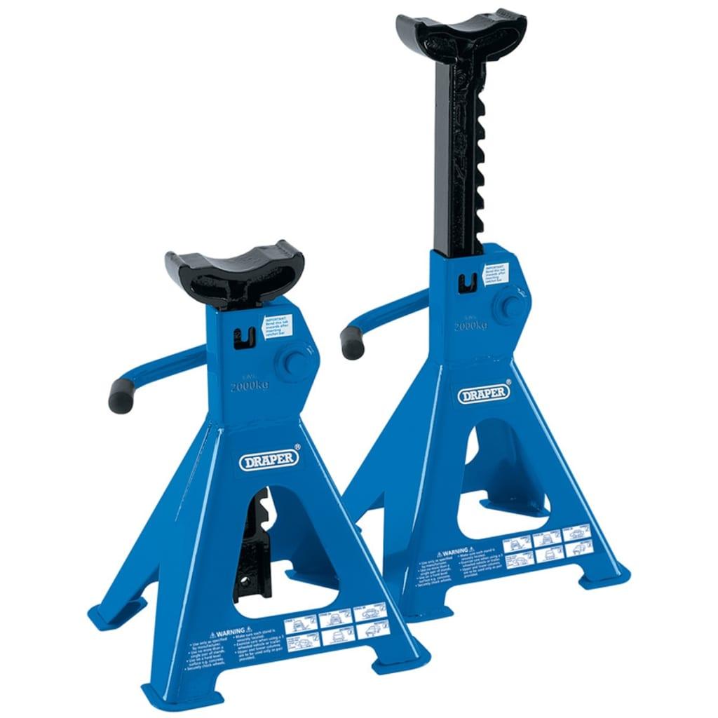 Afbeelding van Draper Tools Assteunen 4 ton 2 st 30878
