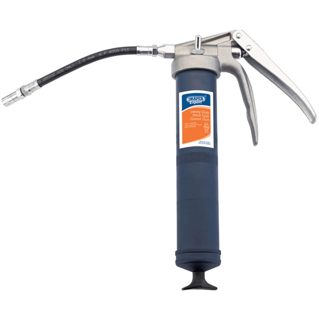 Afbeelding van Draper Tools Expert Vetspuit 23 cm blauw 47811