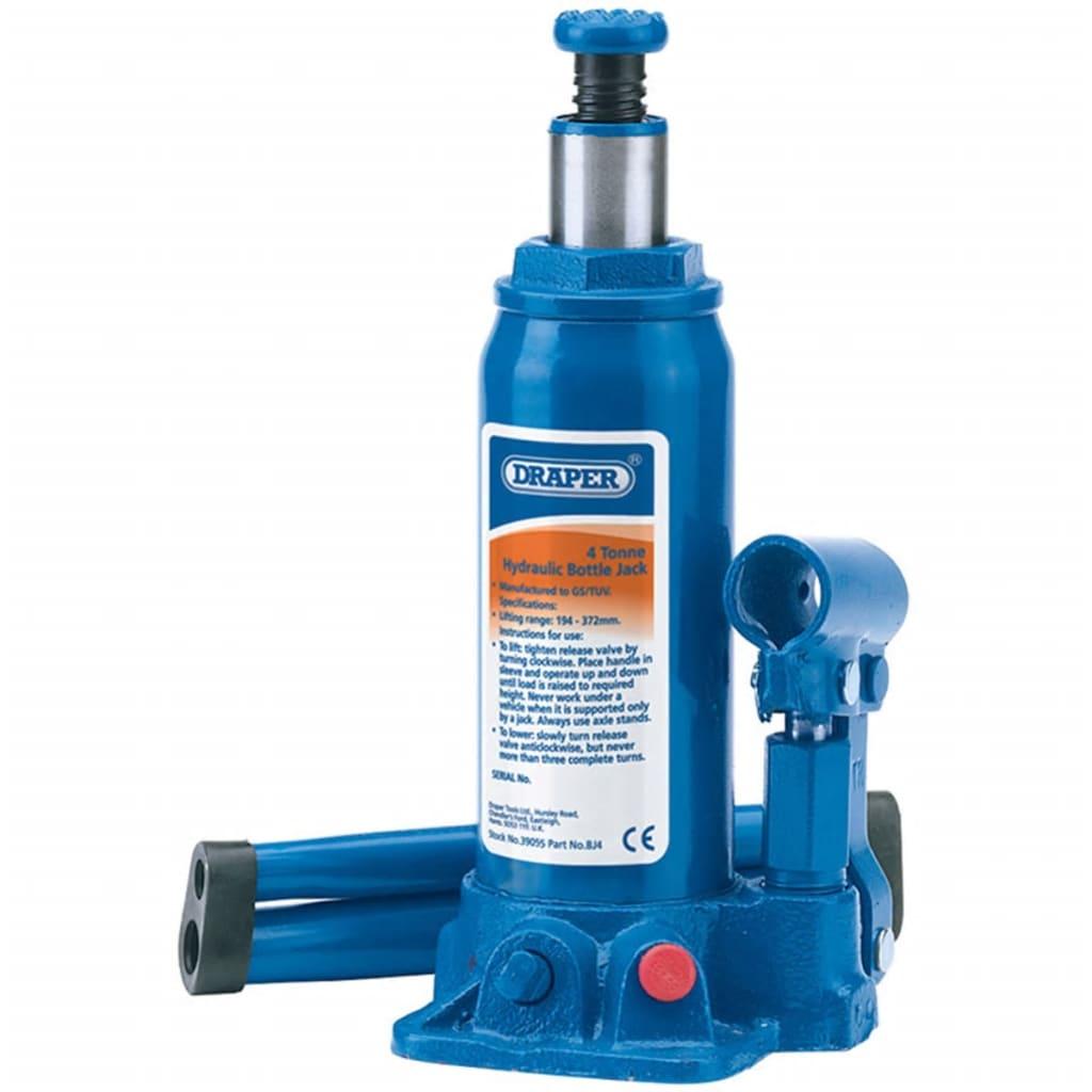 Afbeelding van Draper Tools Hydraulische potkrik 4000 kg 39055