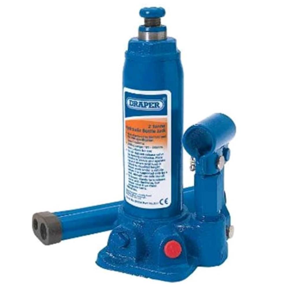 Afbeelding van Draper Tools Hydraulische potkrik 2 ton 39054