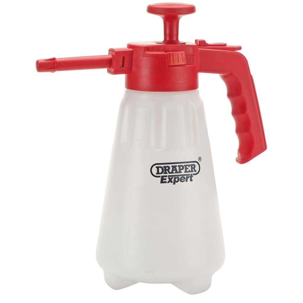 Afbeelding van Draper Tools Expert Pomp sprayer 2,5 L rood 82459