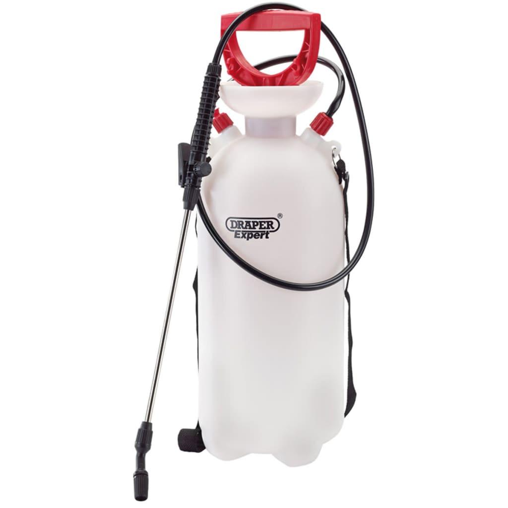 Afbeelding van Draper Tools Expert Pomp sproeier 10 L rood 82460