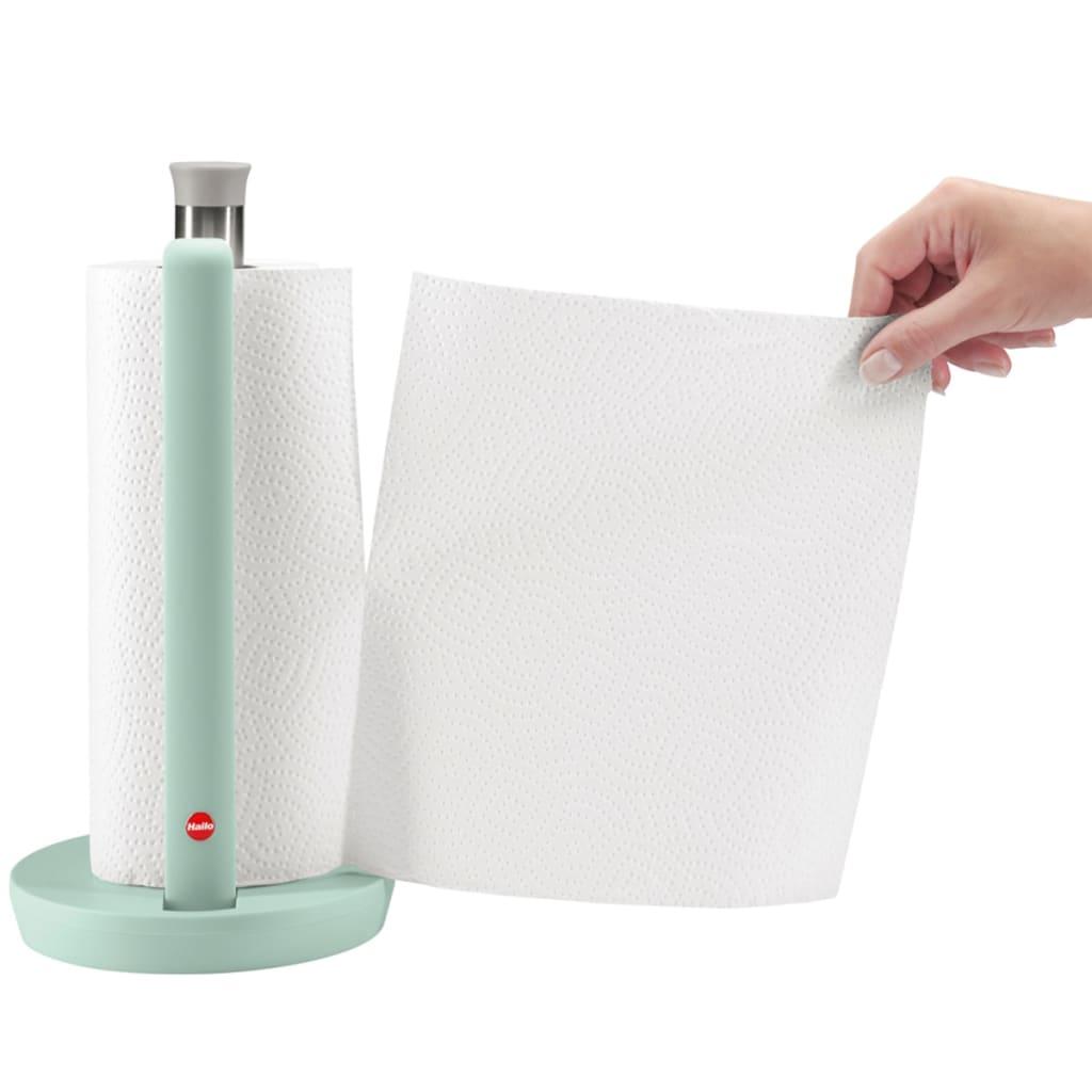 hailo kitchenline design k chenrollenhalter mattes minzgr n 0833 920 zum schn ppchenpreis. Black Bedroom Furniture Sets. Home Design Ideas
