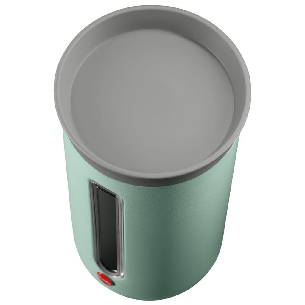 HAILO CONTENITORE BARATTOLO da Cucina 1,3 L KitchenLine Design Verde ...