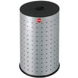 Hailo BathLine Laundry Bin 42 L Silver 0744-121