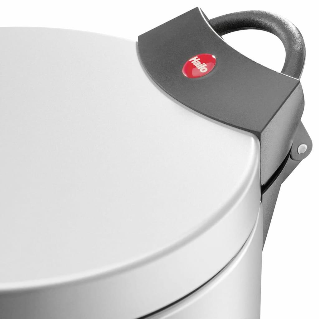 la boutique en ligne hailo poubelle p dale t2 taille s 4 l acier inoxydable 0704 039. Black Bedroom Furniture Sets. Home Design Ideas