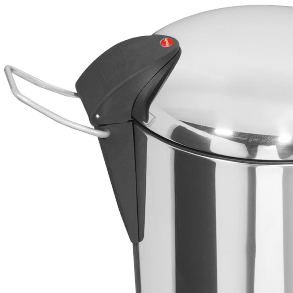 hailo tretm lleimer topdesign gr e m 13 l edelstahl 0514. Black Bedroom Furniture Sets. Home Design Ideas