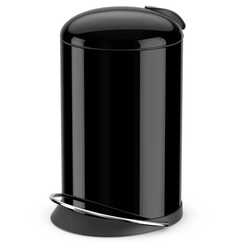 hailo tretm lleimer topdesign gr e m 13 l schwarz 0516. Black Bedroom Furniture Sets. Home Design Ideas