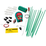 Kerbl Electric Fence Hobbyset with Battery Energiser B40 100 m 441151