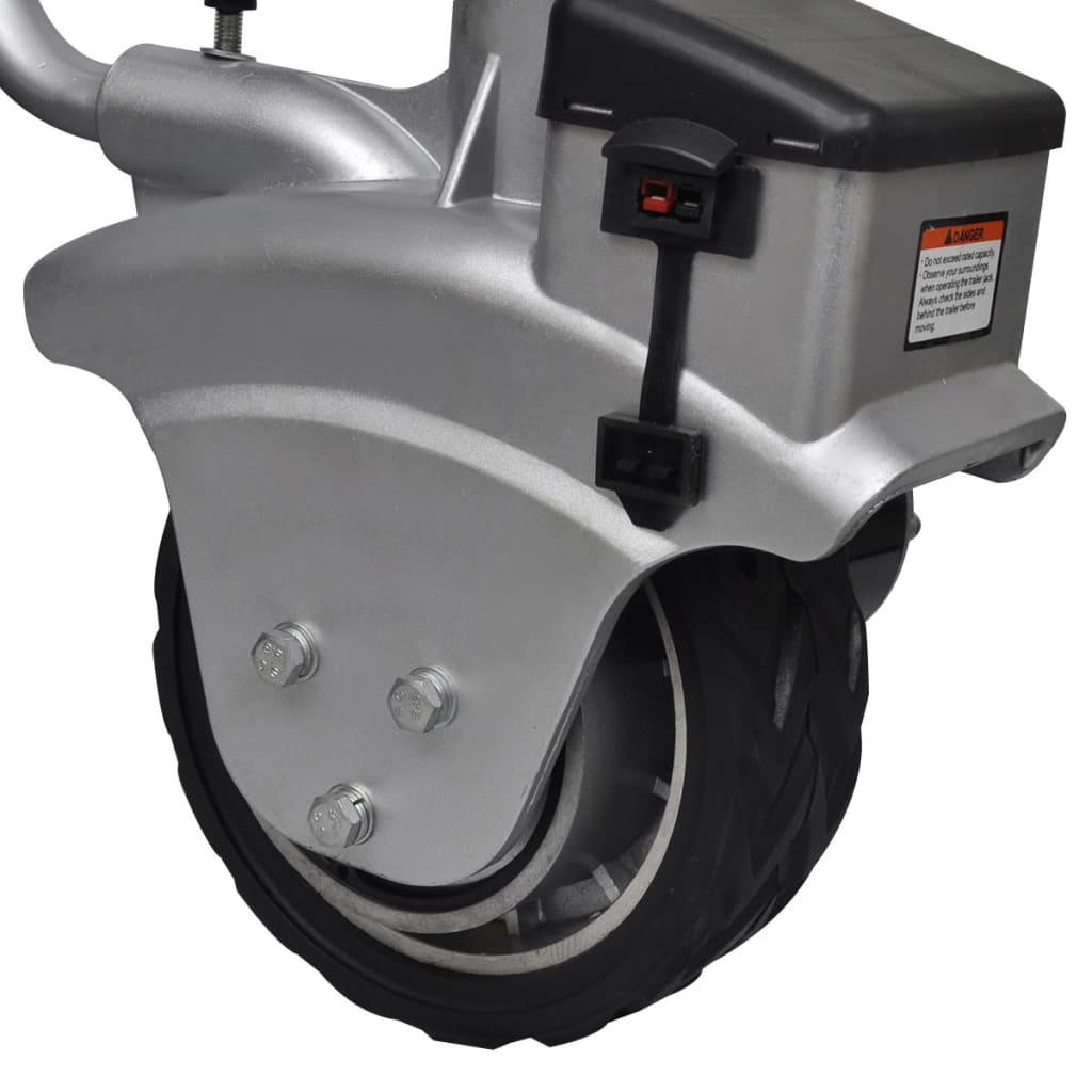 rueda jockey motorizada para remolques  12 v  350 w tienda online