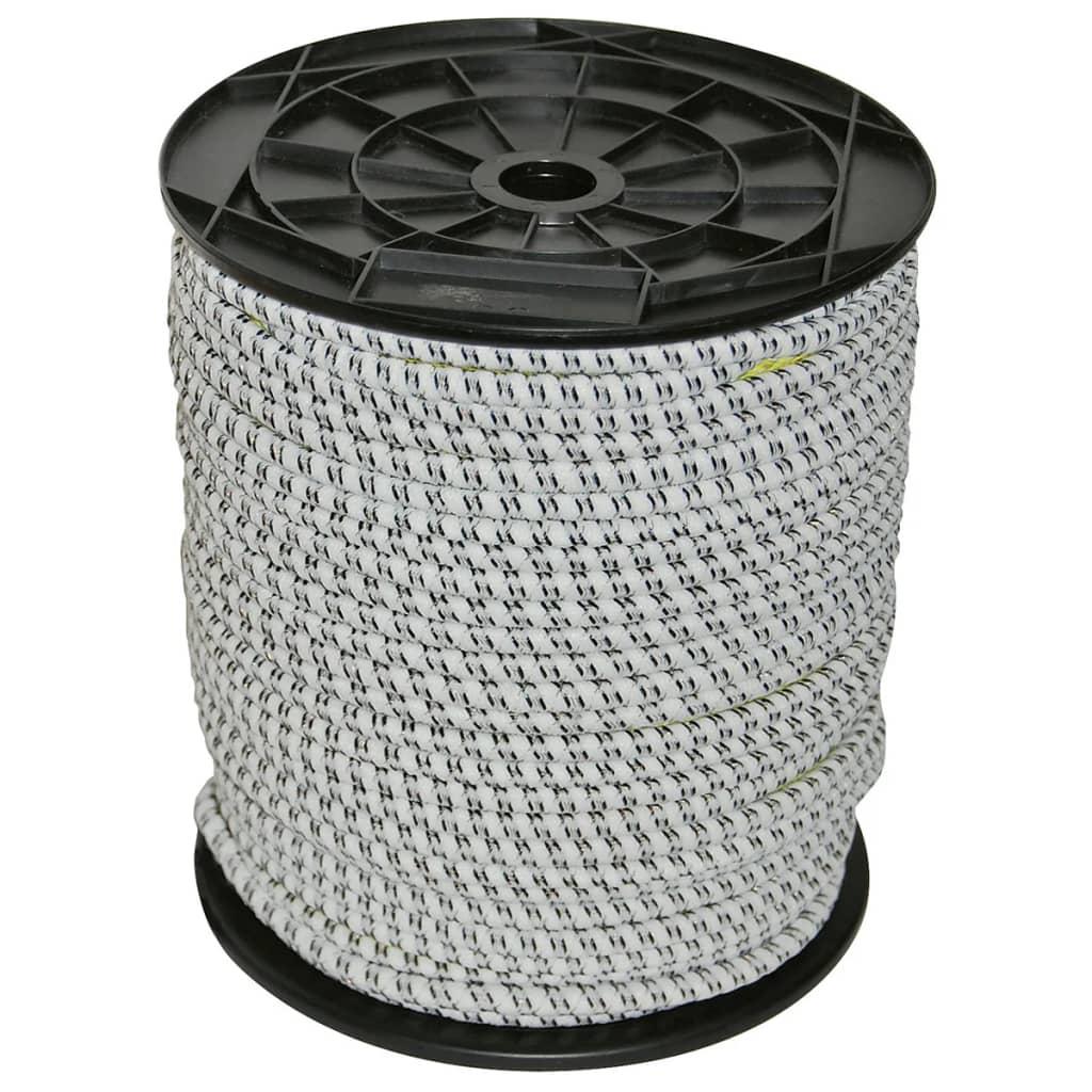 Afbeelding van Kerbl Elektrisch hek touw 50 m 7 mm rubber 441891